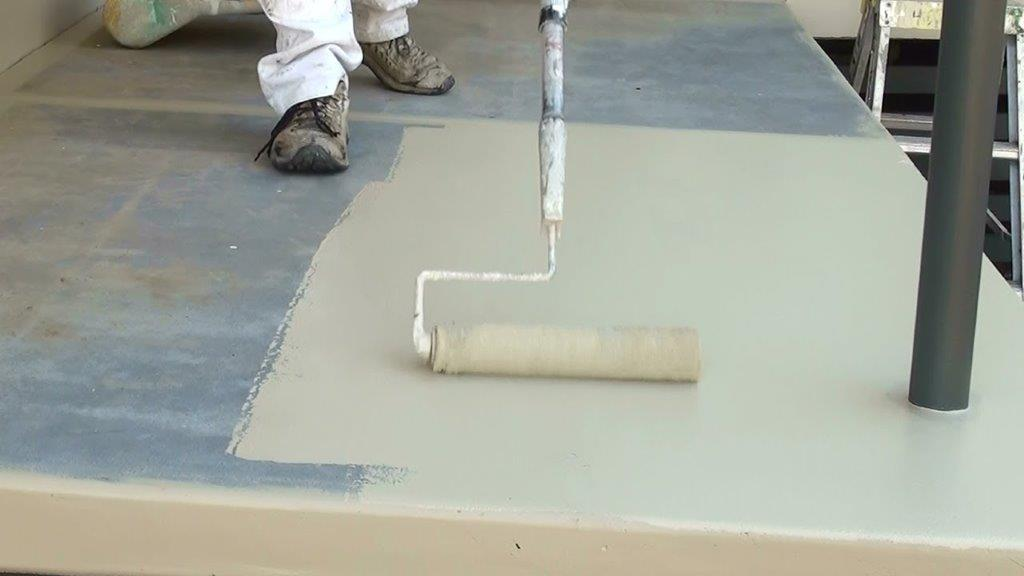 Remove Emulsion Paint From Floor